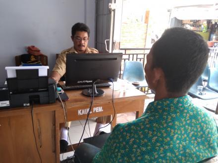 Panduan Pelayanan Satu Pintu Desa Karanggandu